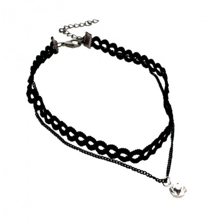 Yuki Double Layer Choker